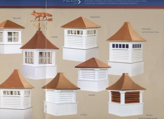 Cupola Selection Carport Designs Barn Design Roof Styles