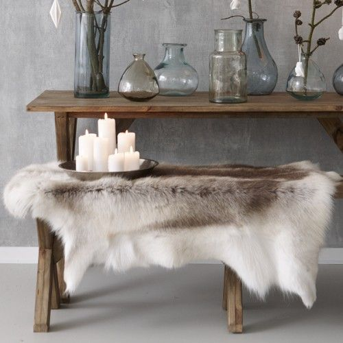 Reindeerskin - The Organic Sheep