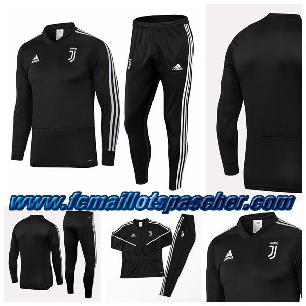 20182019 Homme Adidas Noir Juventus Thailande Survetement Magasin POX8kNwZn0