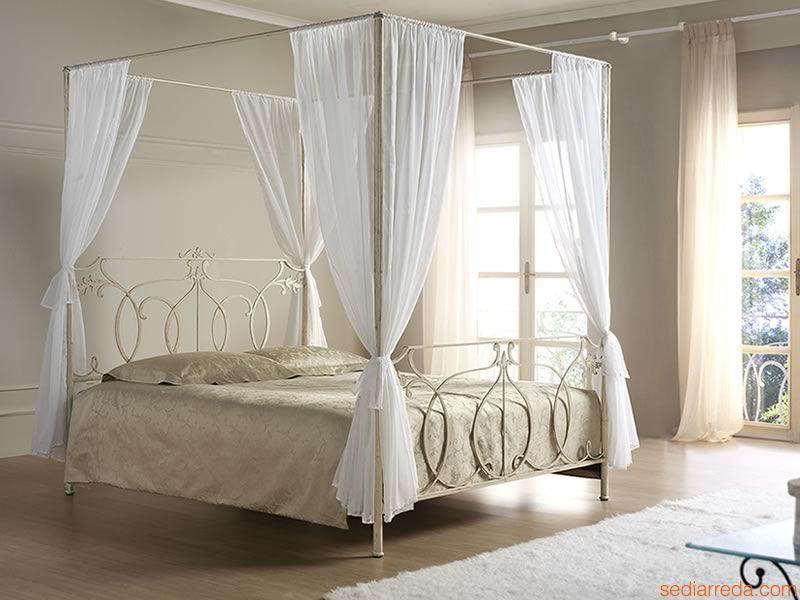 Cosatto Concerto B Iron Canopy Bed Wrought Iron Beds Wrought