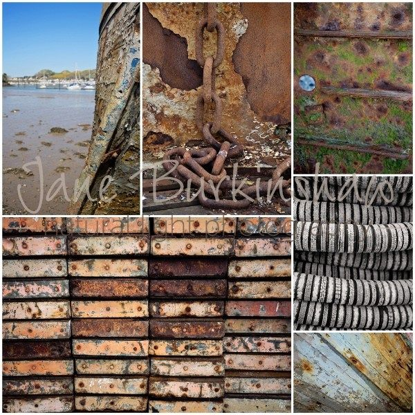 From snapshots to great shots: using texture in photography