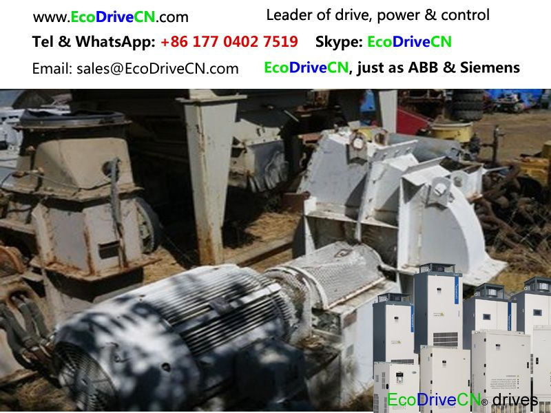 EcoDriveCN drives for mine air equipments http://www.EcoDriveCN.com/application-solution.htm