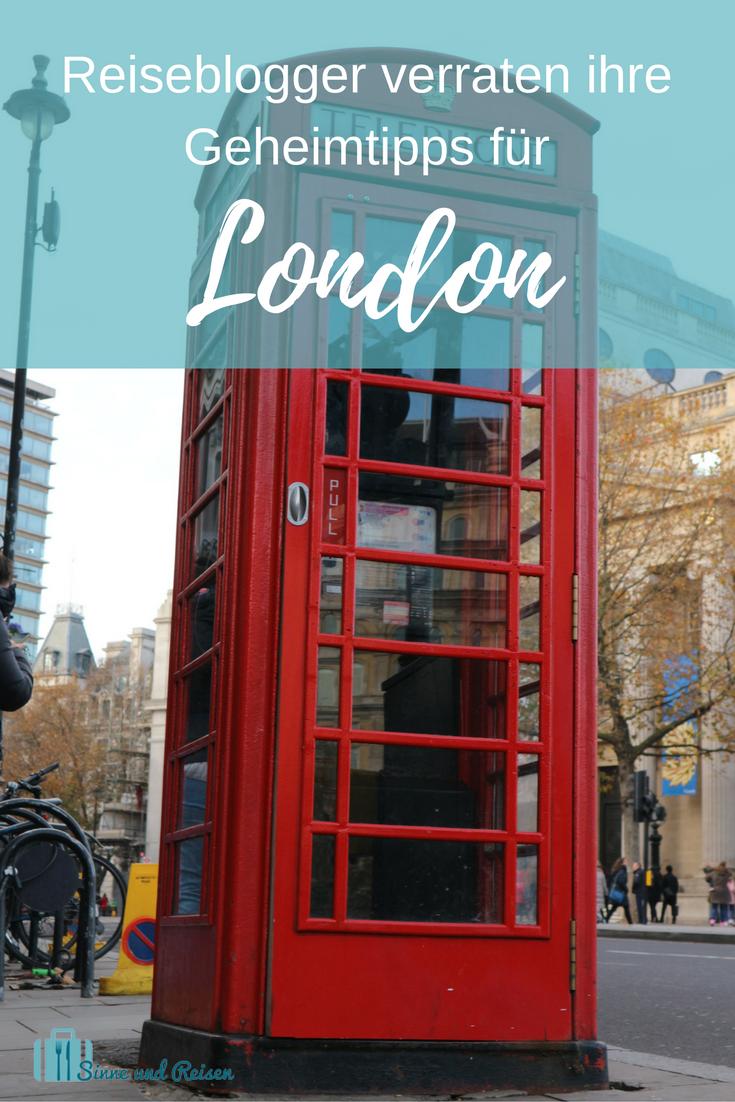 Consejos de Londres: 13 blogueros de viajes revelan sus consejos favoritos