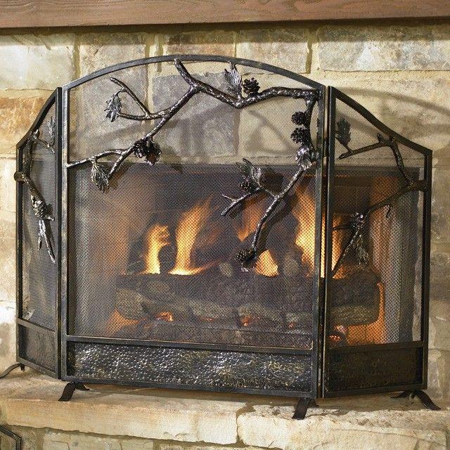 Fireplace screens glass fireplace screen painted fireplace screen fireplace screens glass fireplace screen painted fireplace screen glass door fireplace teraionfo