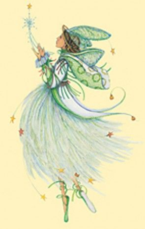 Christmas Fairy Boxed Cards