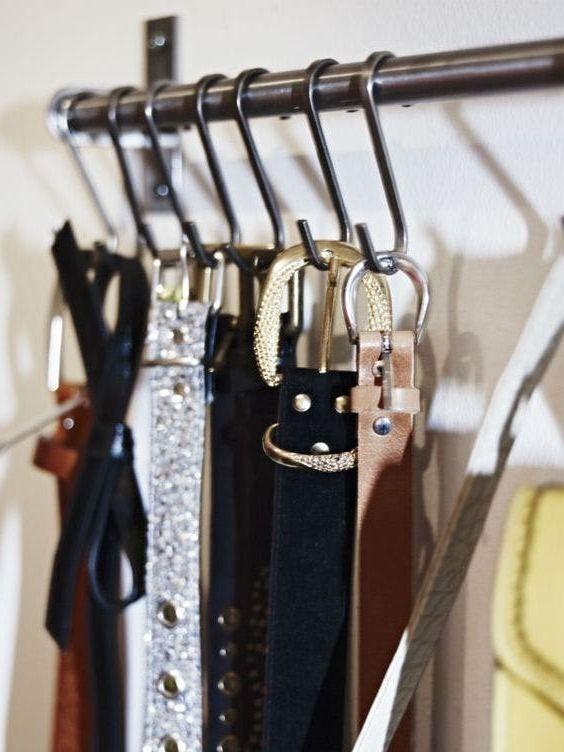Organisation im Ankleidezimmer für mehr Platz und Ordnung | schrank ...