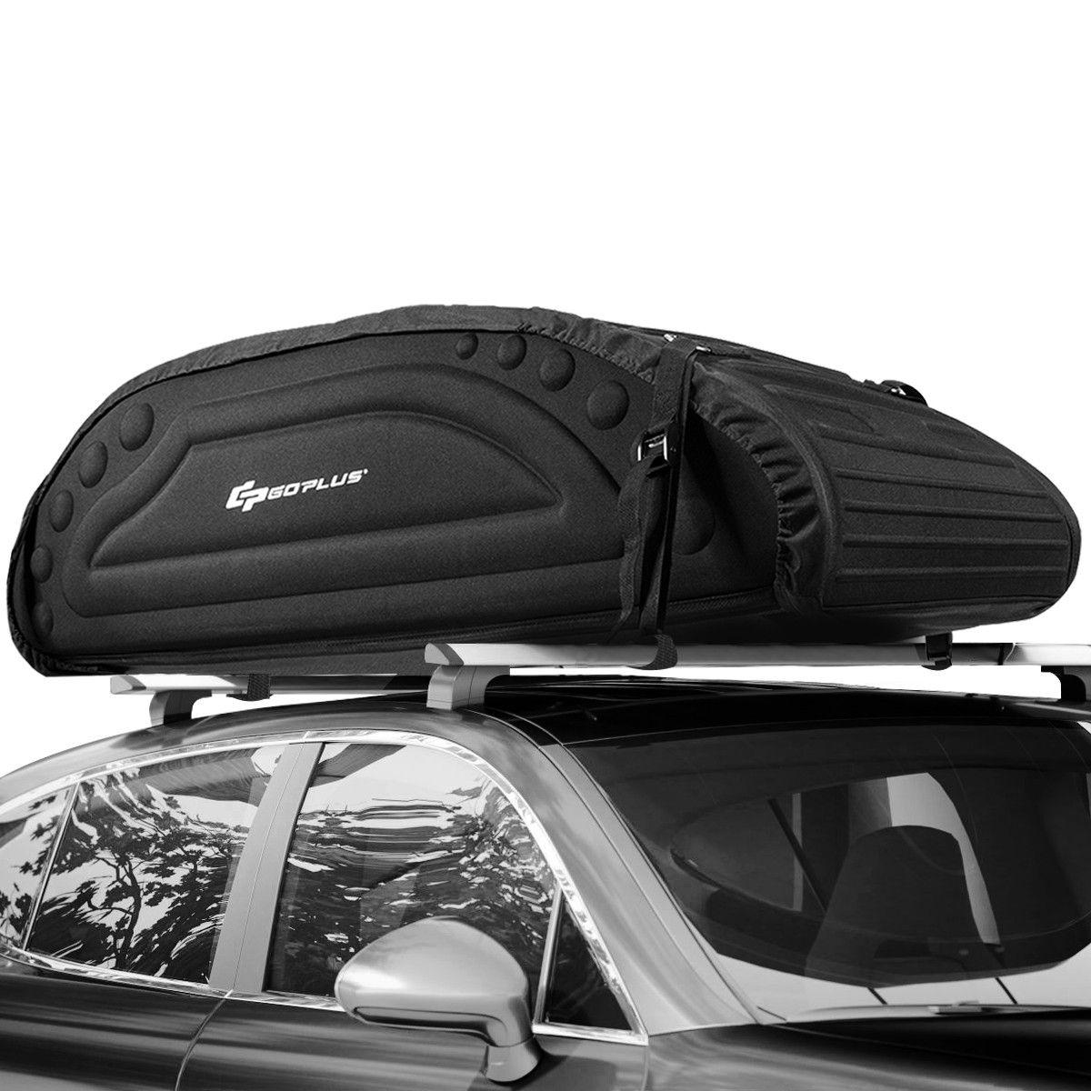 15 Cubic Feet Roof Bag Waterproof Top Cargo Carrier