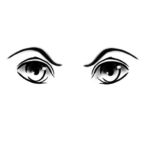 Manga And Anime Eyes Manga Tuts Dibujos