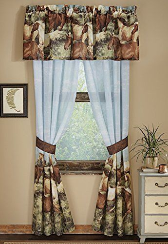 Horse Curtains For Bedroom.Pin By Jennie Walters On My Bedroom Curtains Bathroom