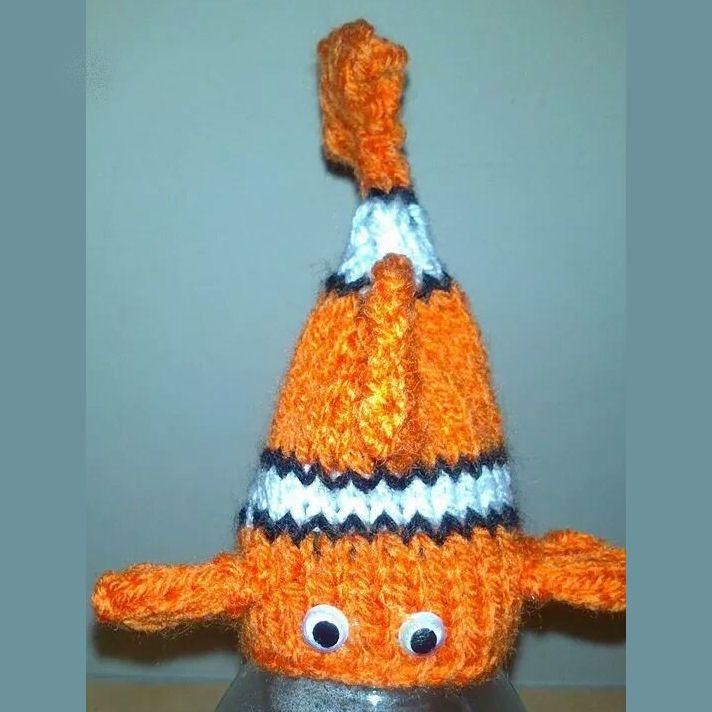 Innocent Smoothies Big Knit Hat Patterns Nemo | Big knits ...