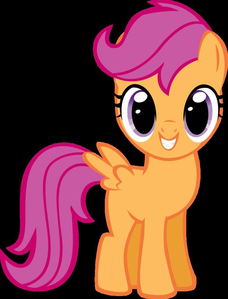 Scootaloo Vector By Kittyhawk Contrail On Deviantart My Little Pony Games My Little Pony Names Little Pony This clipart image is transparent backgroud and png format. pinterest