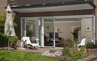 Glasfaltwand statt FensterTürelement.Driesen GmbH