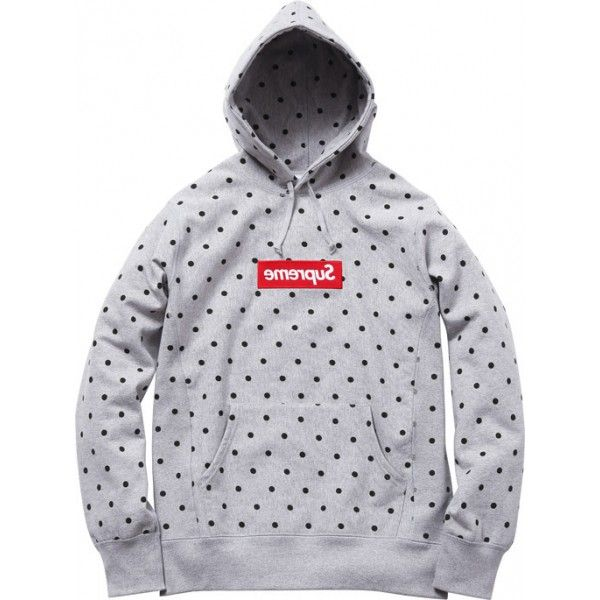 38acc4bad7a9 Supreme Classic Box Logo Hoodie Polka Dot!  streetwearvilla  supreme   fashion