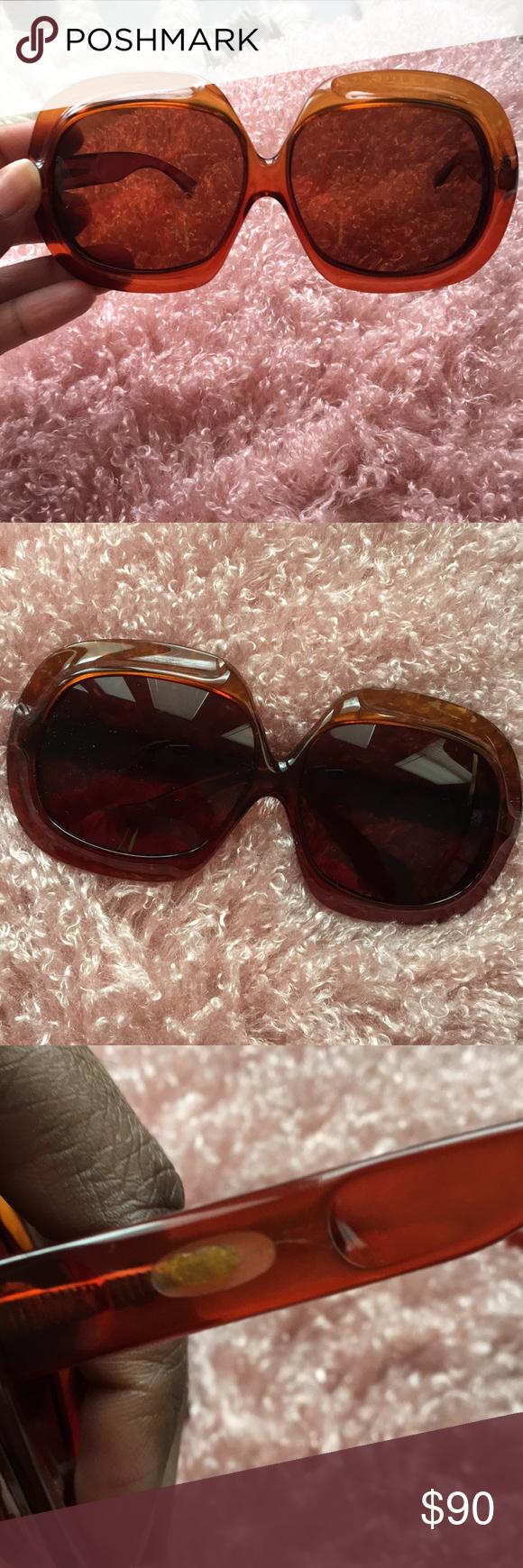 bd7c026e81ee Vintage Christian Dior Sunglasses Vintage Christian Dior sunglasses made in  Germany Dior Accessories Sunglasses