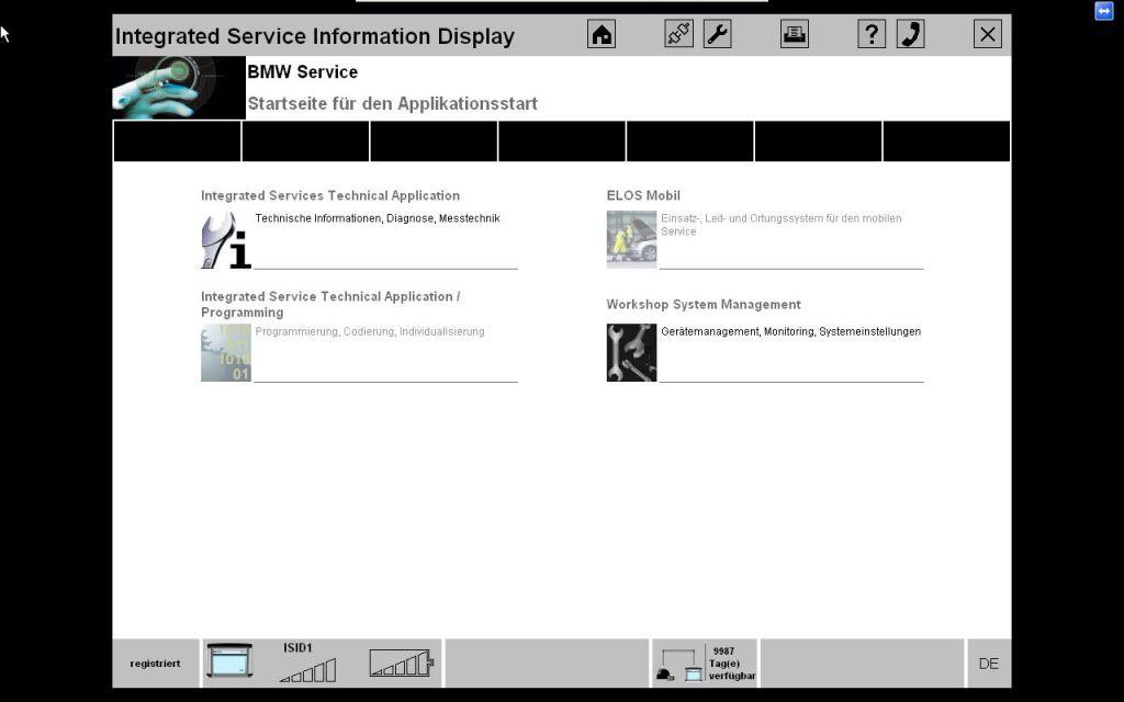 Bmw Software Update >> Bmw Icom Ista Update Software Update Der Ista P Und Ista D Auf