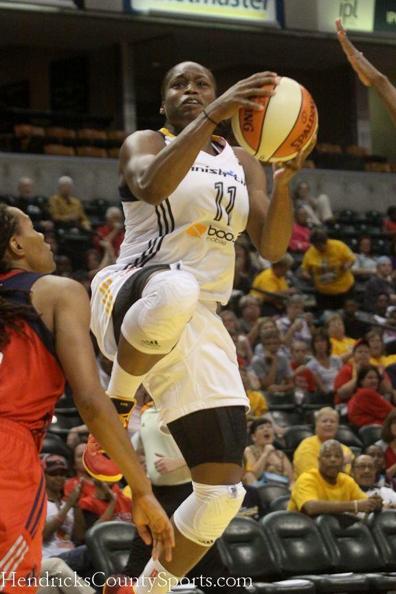 Karima Christmas of the Indiana Fever | WNBA | Pinterest | Wnba