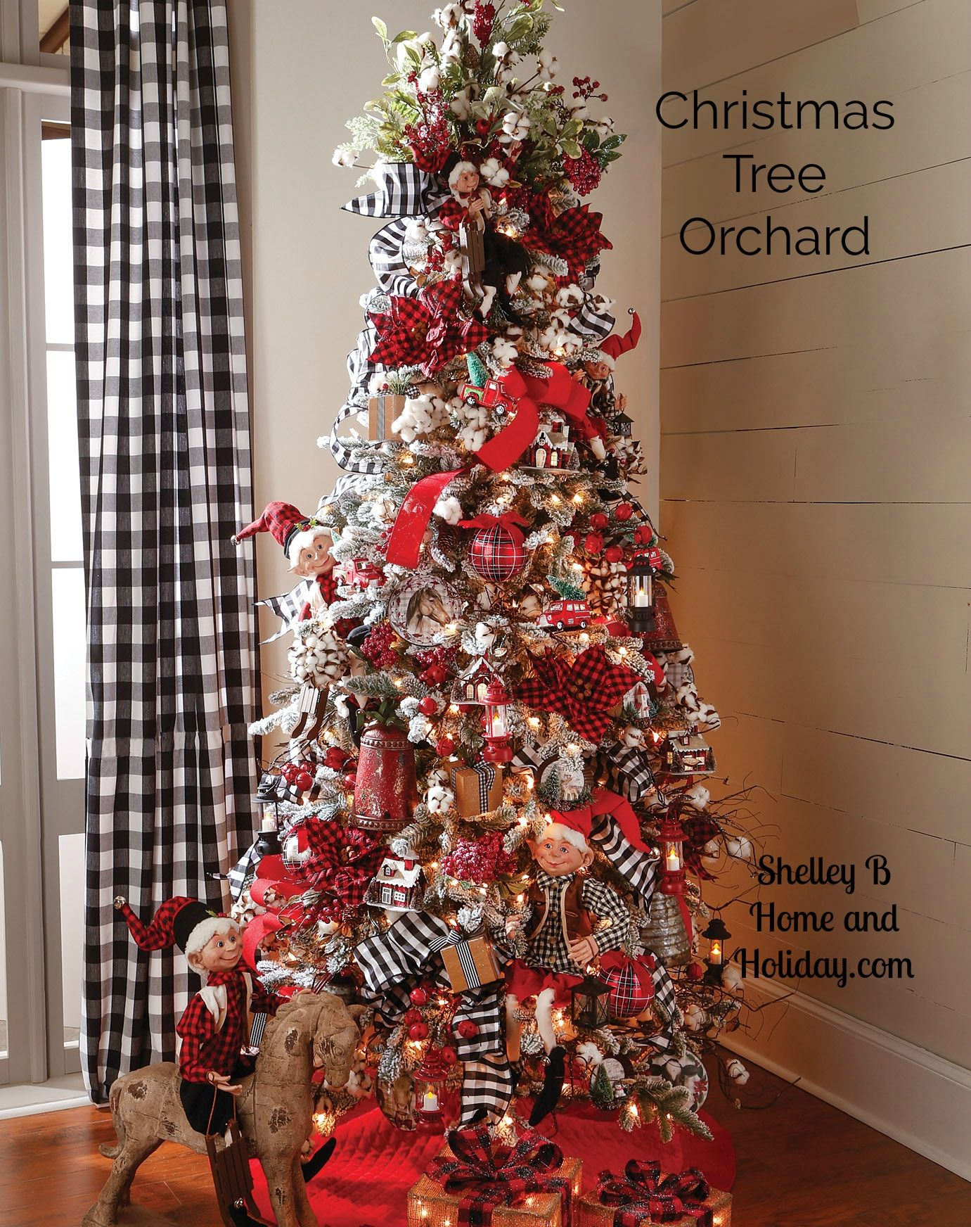 RAZ Christmas 2017 Decorated Trees Are Posted On Our Facebookpage. Click To  See All The