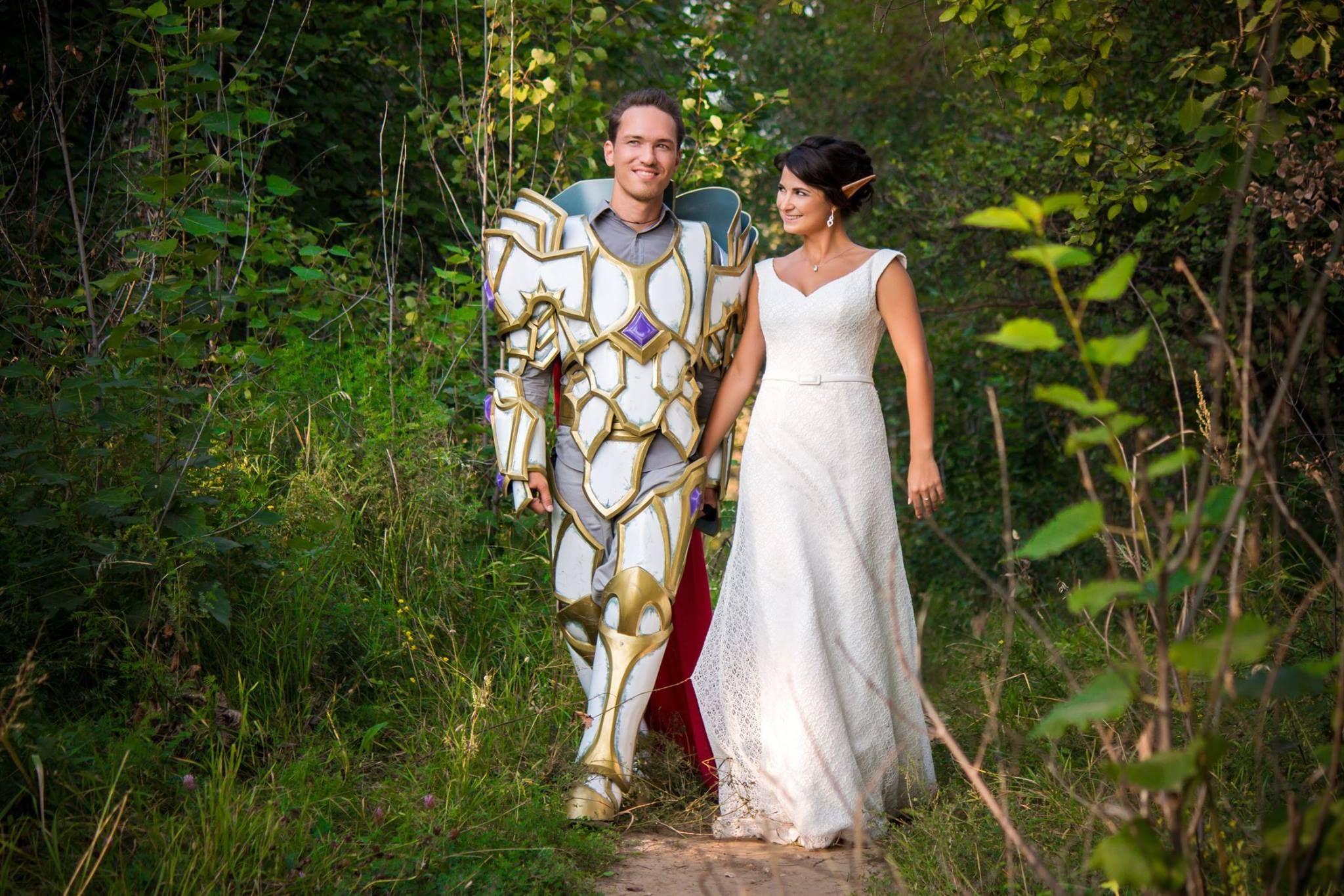 World Of Warcraft Wedding 3 Wedding Dresses Unique Wedding Dresses Wedding