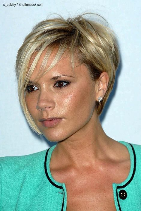 Kollektion Victoria Beckham Frisur Celebrity Frisuren Ideen Other