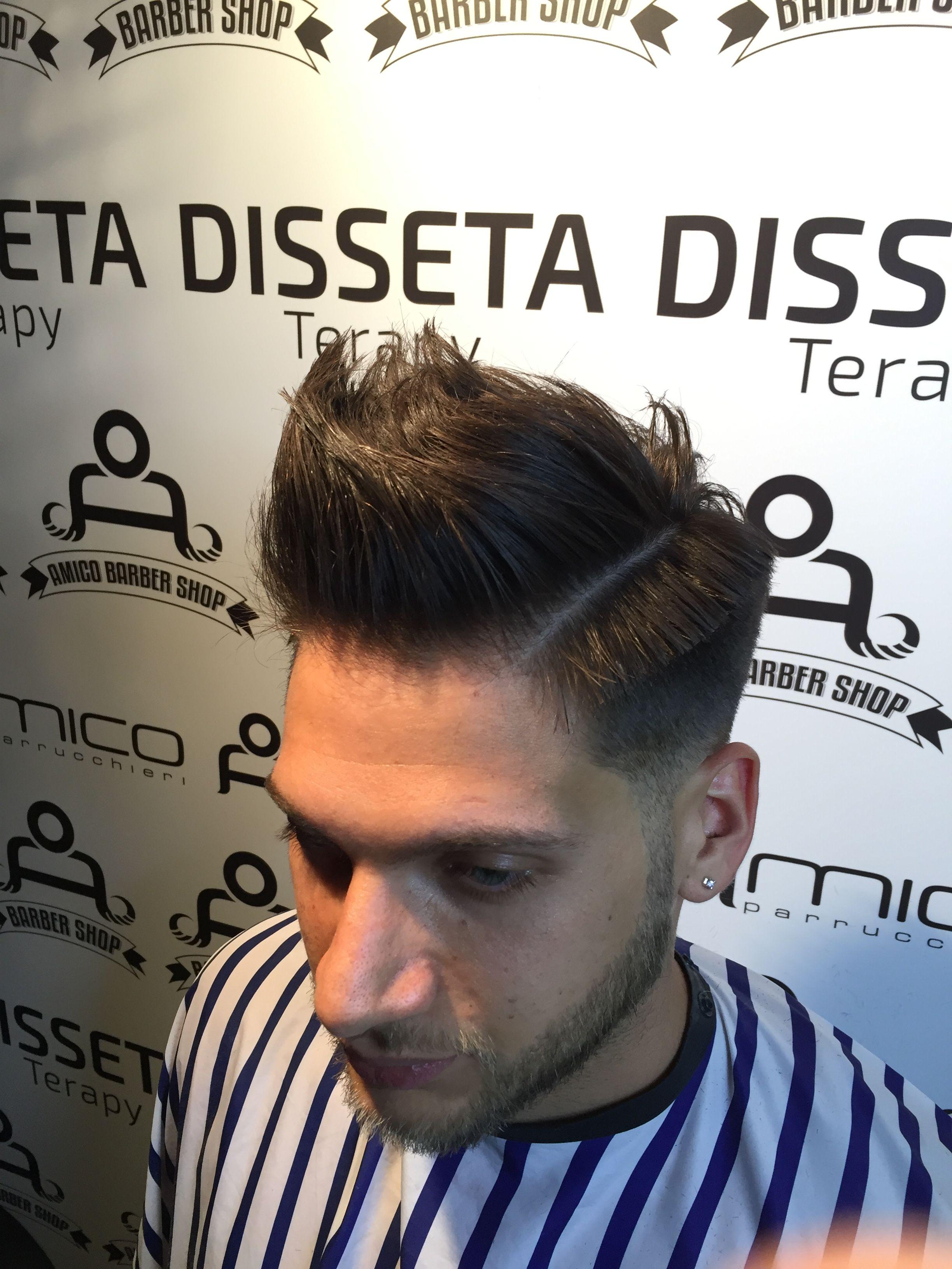 Pin auf Taglio Capelli uomo sfumatura 2017