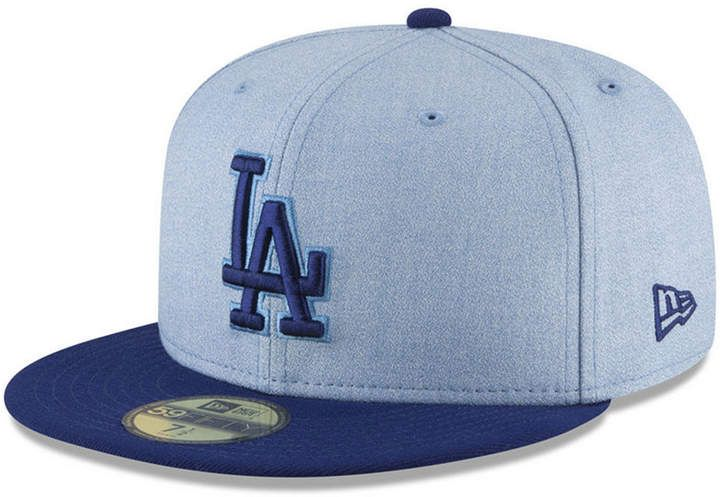 uk availability 6ae2f 0002b New Era Los Angeles Dodgers Father s Day 59FIFTY Fitted Cap 2018