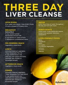 Cleanse for Your Liver – Activation Products Blog