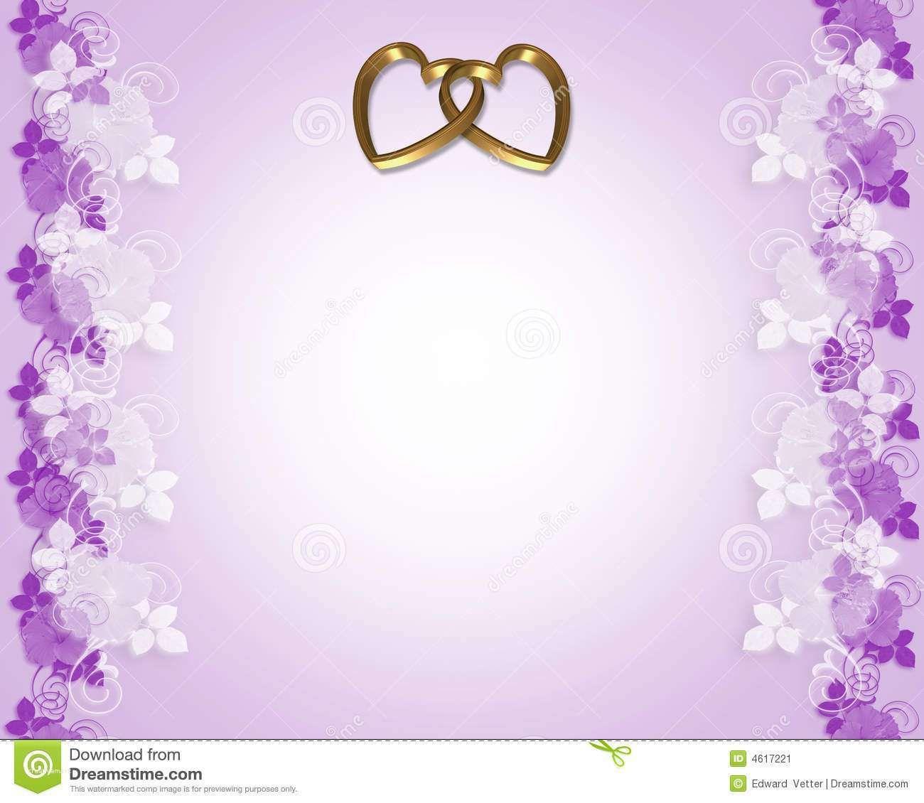Fresh Wedding Invitation Background Designs Free Download ...