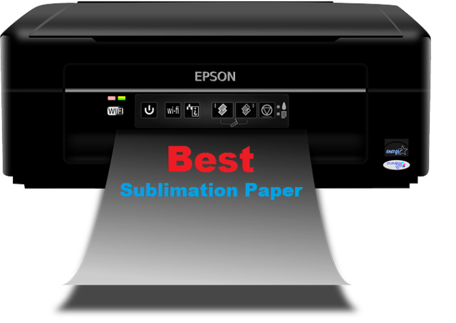 Best Sublimation Paper For Epson 105g 120g Vs 125g Sublimation For Beginners In 2021 Sublimation Paper Sublimation Printers Sublime