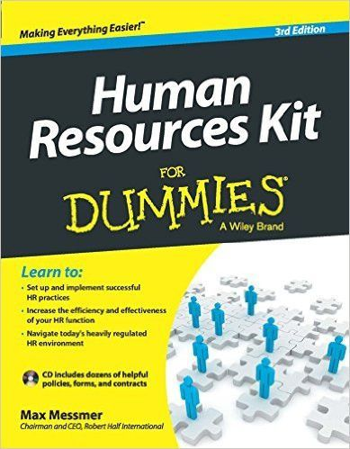Resource Kit For Dummies Ed