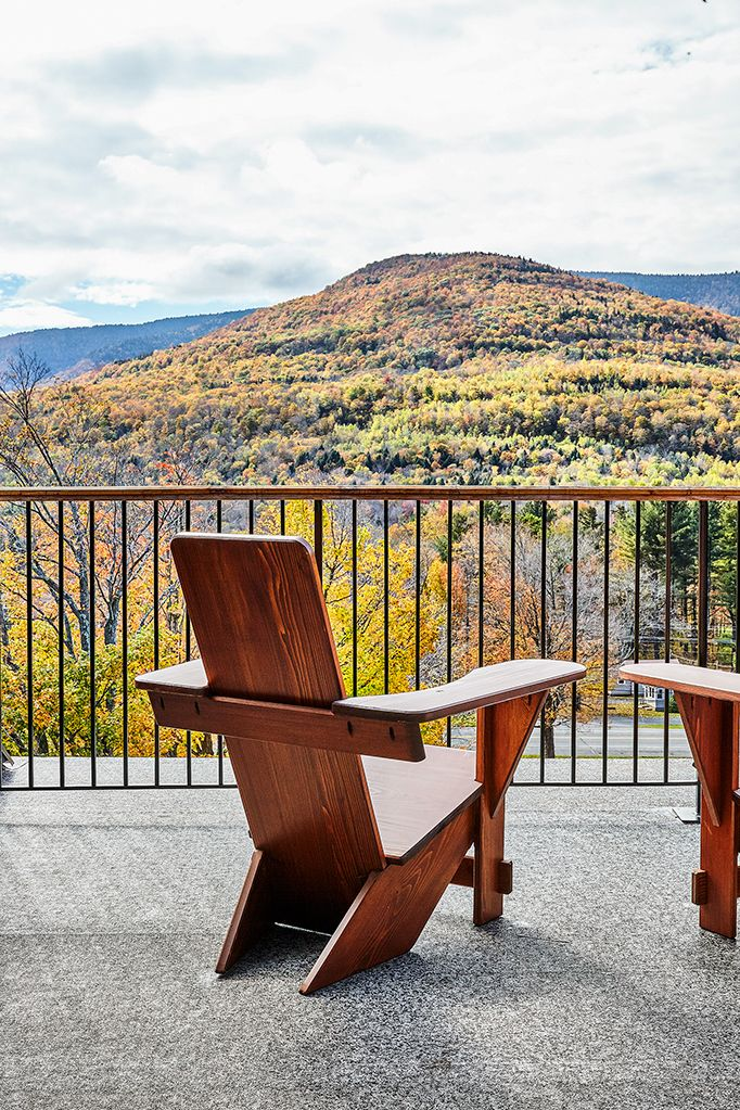Scribner's Catskill Lodge: A Chic Mountain Ski Resort In