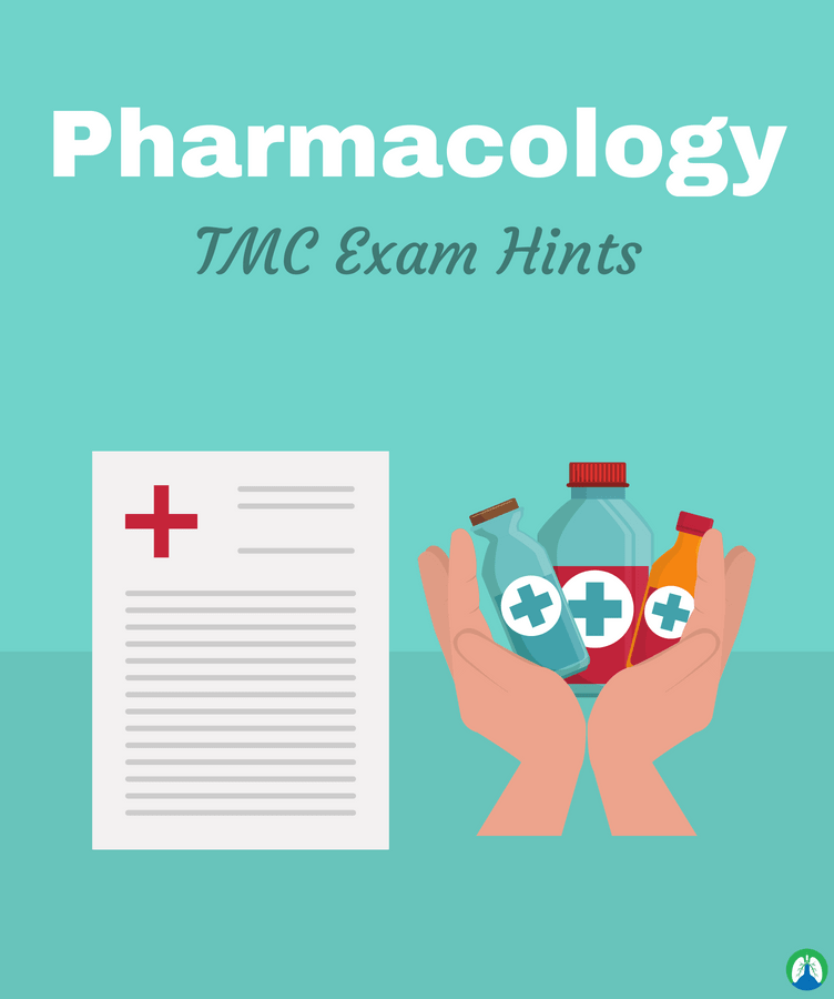 7 Must-Know Pharmacology Tips for the TMC Exam ...
