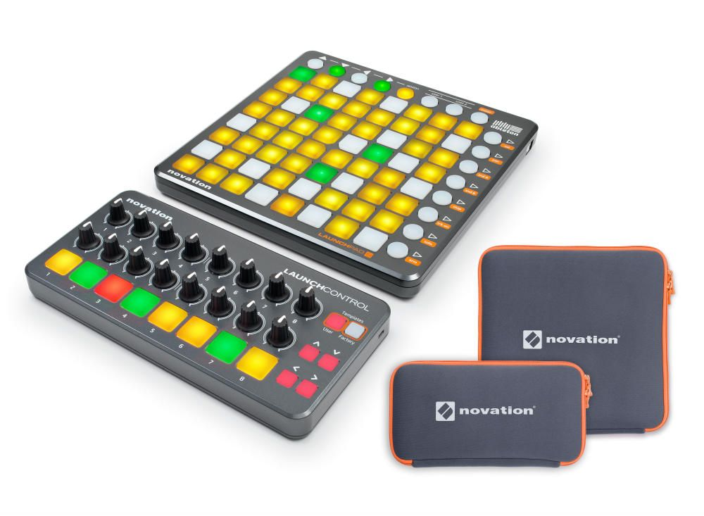 Image result for novation launchpad control (With images
