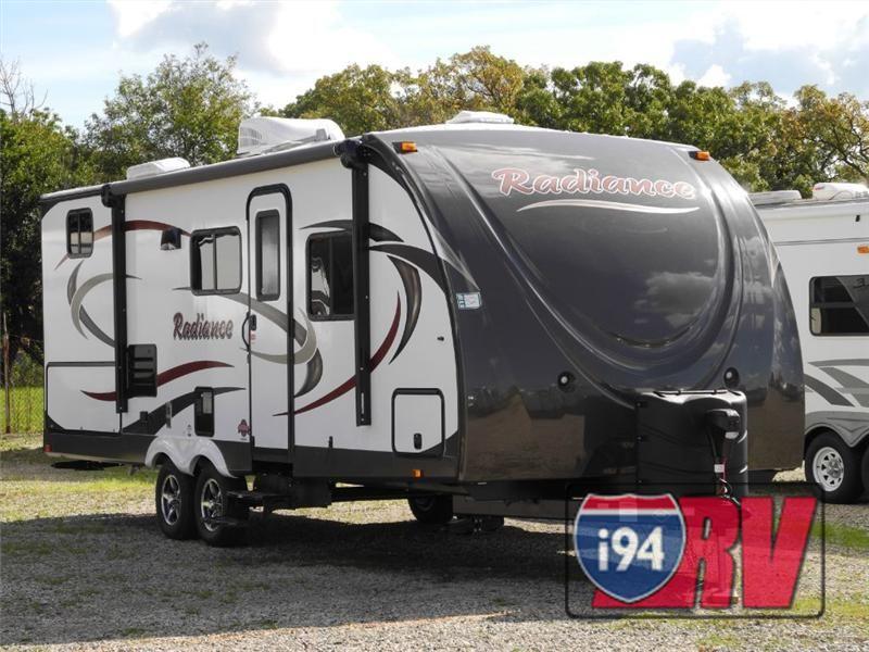 2015 Cruiser Radiance R 24bhds Travel Trailer Camper Rv Bunkhouse