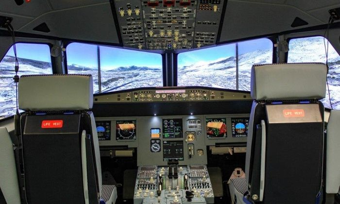 PPS Consultancy - PPS Consultancy: 30- or 60-Minute Airbus A320