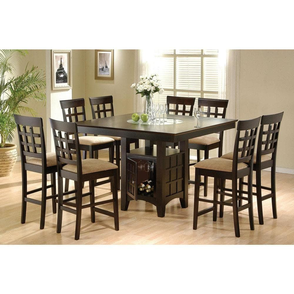 House West Caraway 9 piece Dining Set