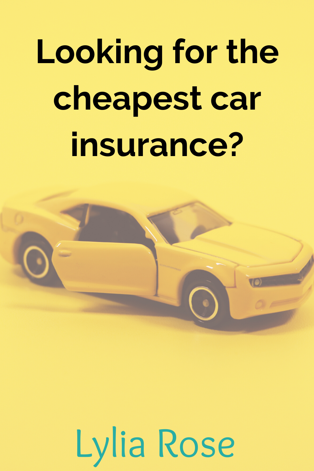 We'll Beat Your Cheapest Car Insurance Quote! in 2020