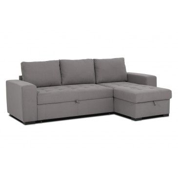 Chaise longue con cama TOAST