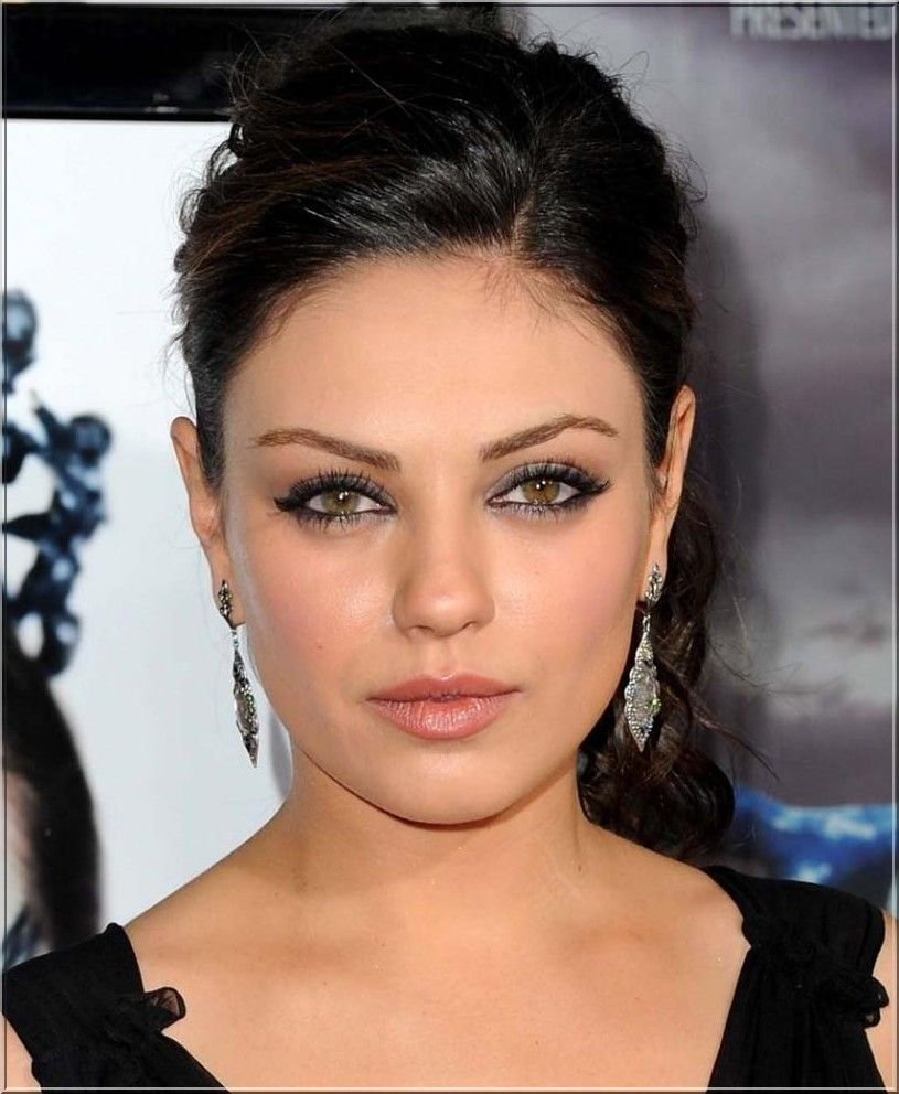 Mila Kunis Eye Makeup Friends With Benefits | Beauty ...