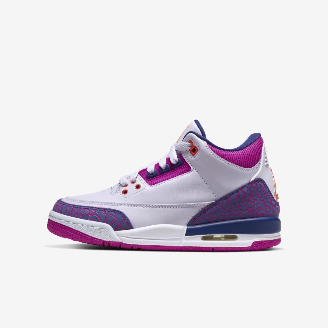 shoes, Pink jordans