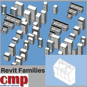 Contact Cmp For Revit Families Of Stainless Steel Healthcare Equipment Learn More About Continental Metal Products Bim For Medical Equipment At Ht Arquitectura