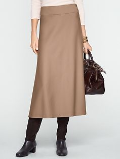 Italian Flannel Riding Skirt