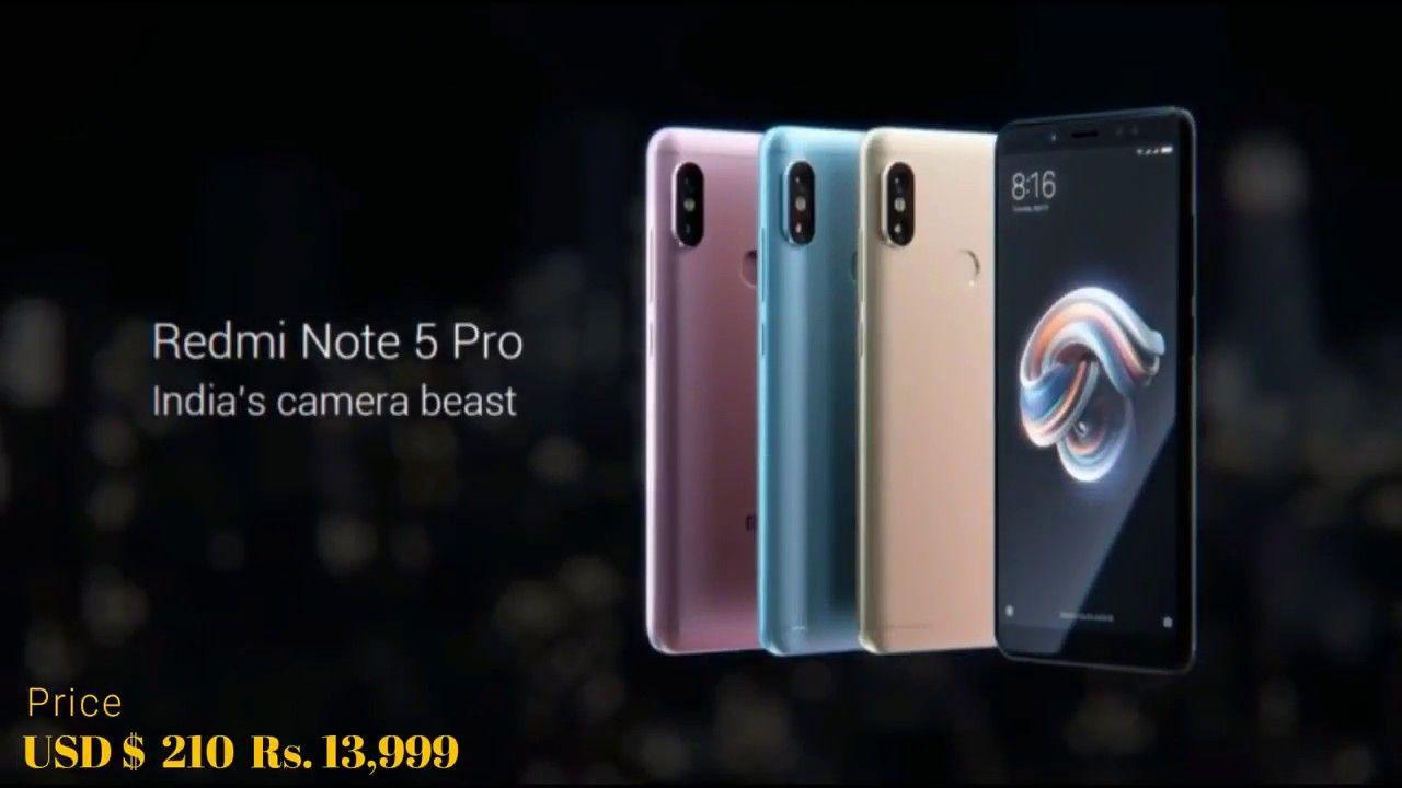 Top 5 Best Xiaomi Smartphones To Buy In 2018 ! Note 5