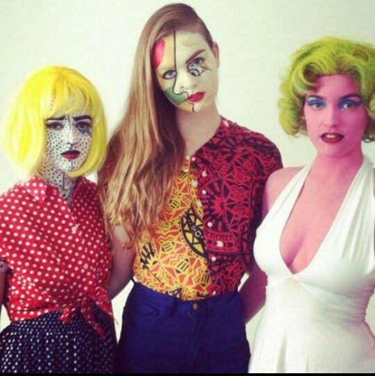 These girls are awesome Costumes Pinterest Costumes - clever halloween costume ideas