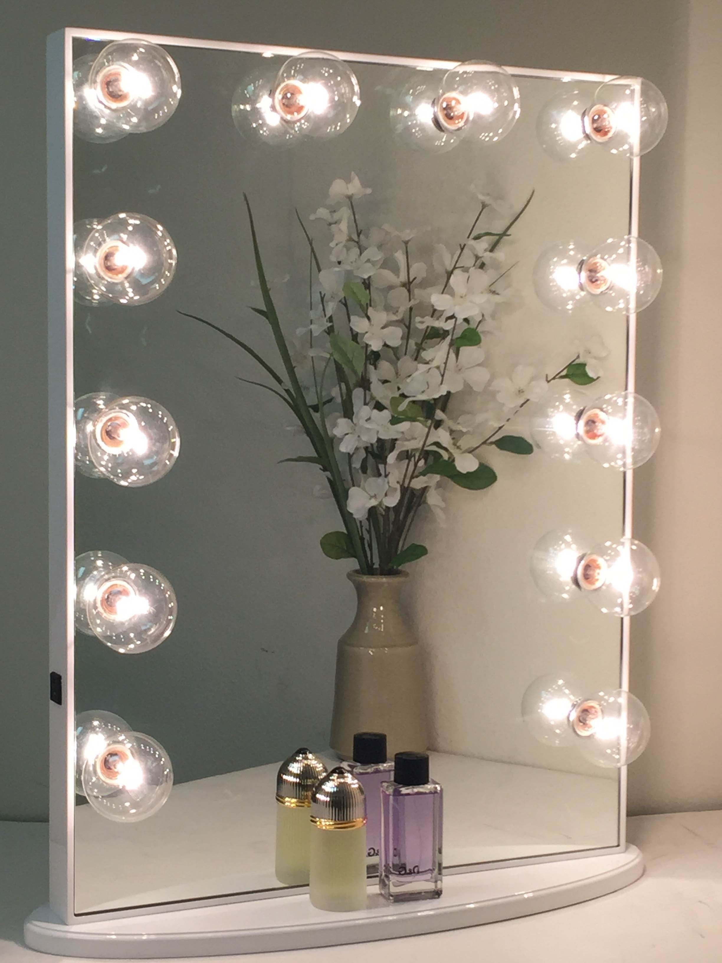 20 Vanity Mirror With Lights Ideas Diy Or Buy For Amour Makeup Room Diy Vanity Mirror Vanity Mirror Cheap Vanity Mirror