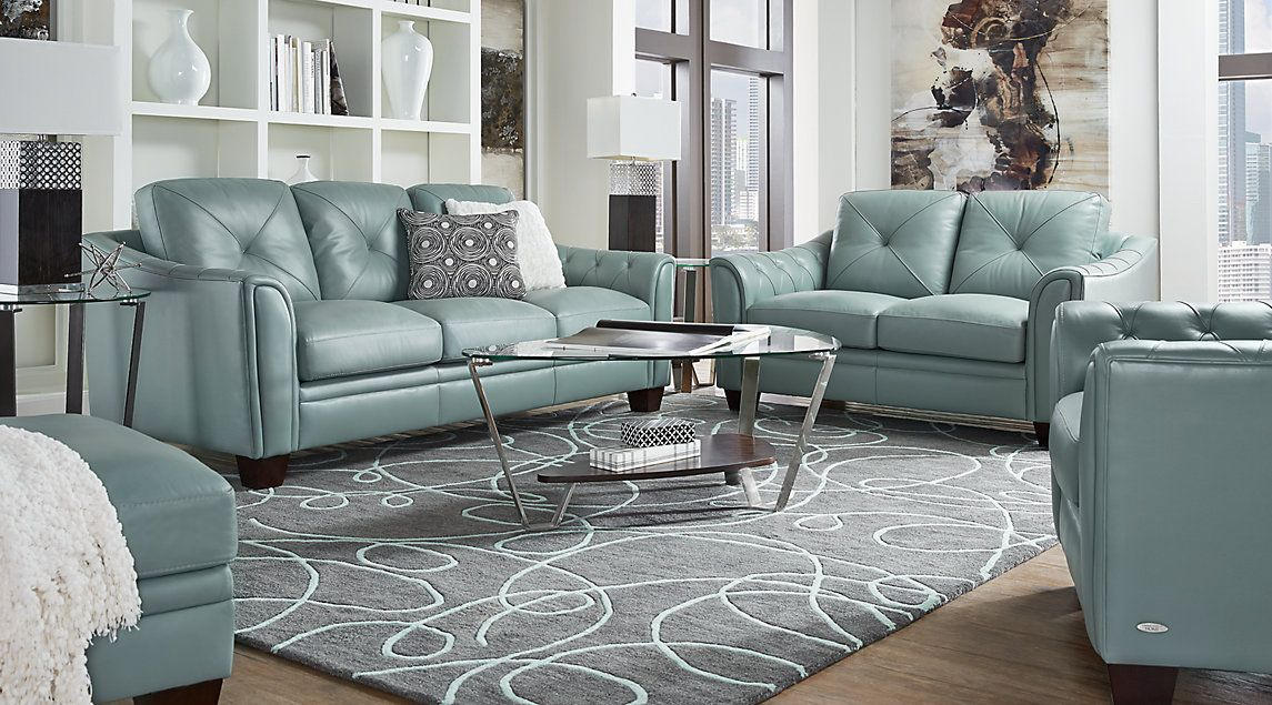 Best Affordable Leather Living Room Sets In Modern 640 x 480