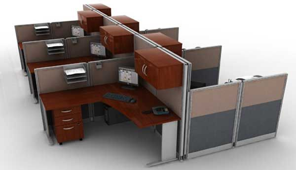 Office Cubicle Systems Type | Office Furniture