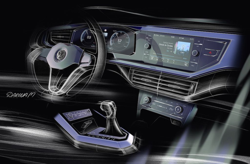 nieuw interieur in lijn met de digitale wereld volkswagen polo