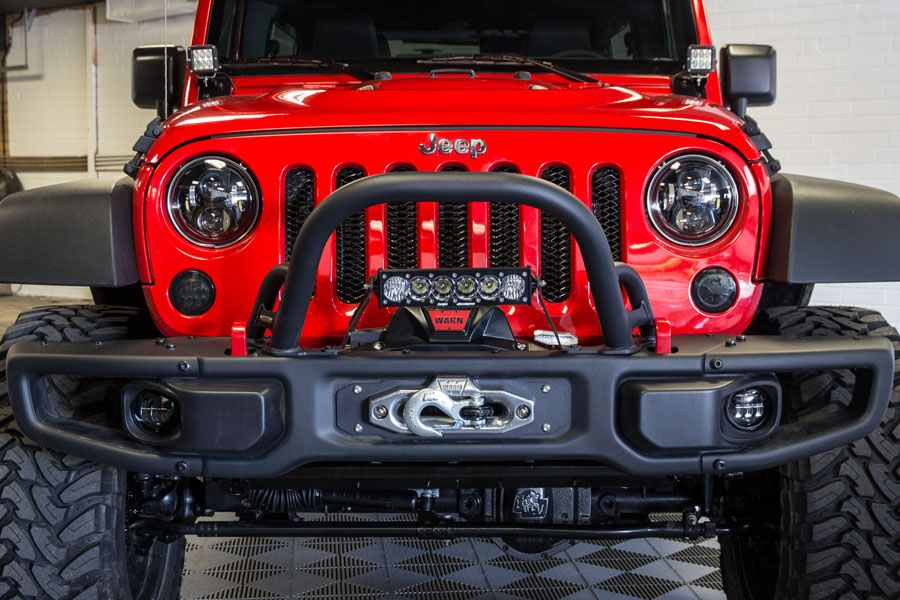 Maximus Jeep Bumper Maximus 3 Stinger Winch Mount Light Brackets Front Jeep Wrangler Jk Jeep Bumpers Classic Car Insurance Jeep Parts