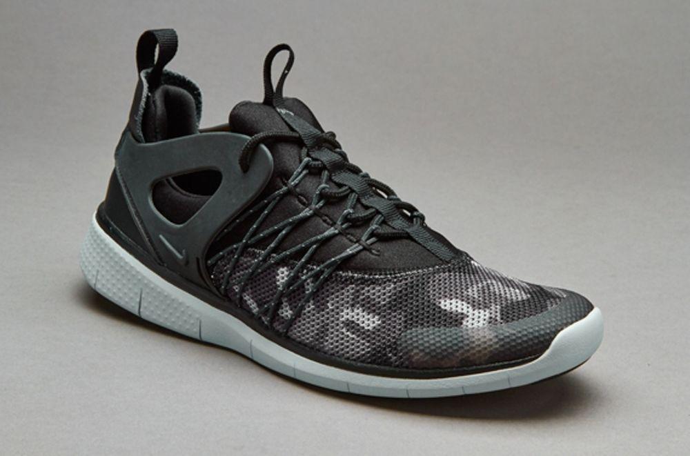 1b7943d85f70 Nike Free Viritous Black Running women s tennis mesh shoes 6.5