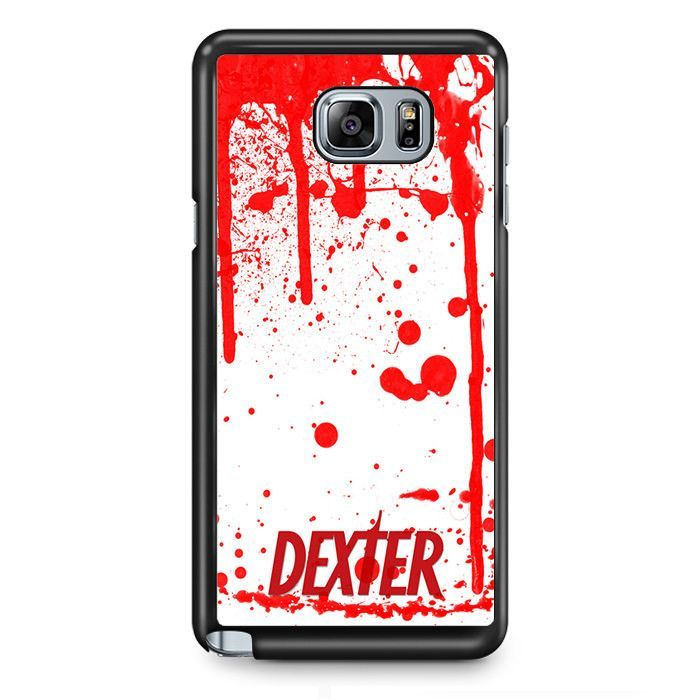 Dexter TATUM-3226 Samsung Phonecase Cover Samsung Galaxy Note 2 Note 3 Note 4 Note 5 Note Edge